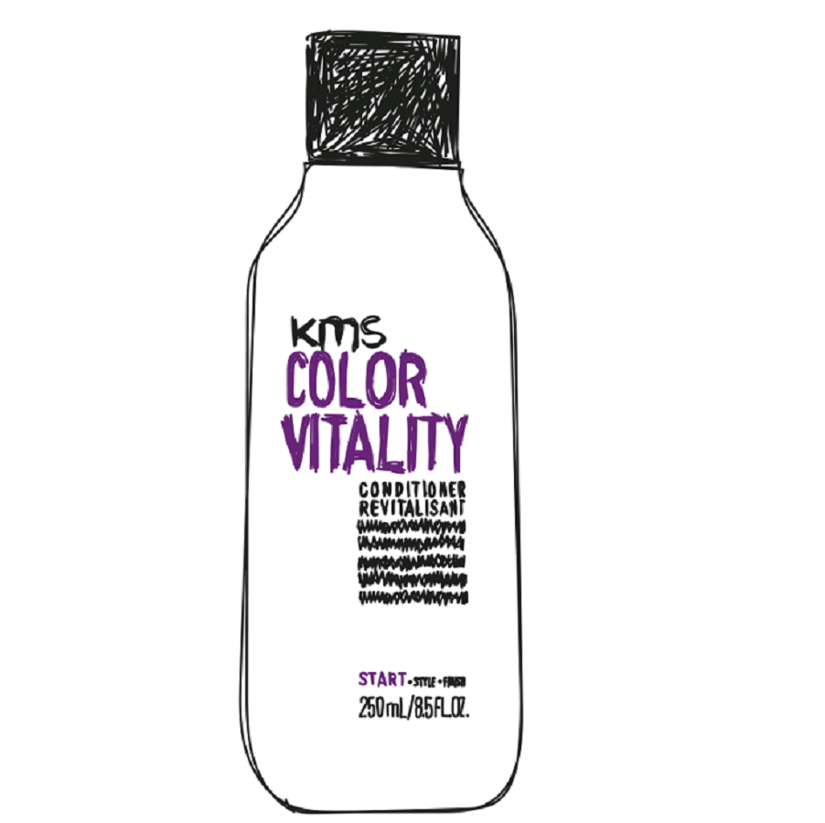 KMS Colorvitality Conditioner 750ml