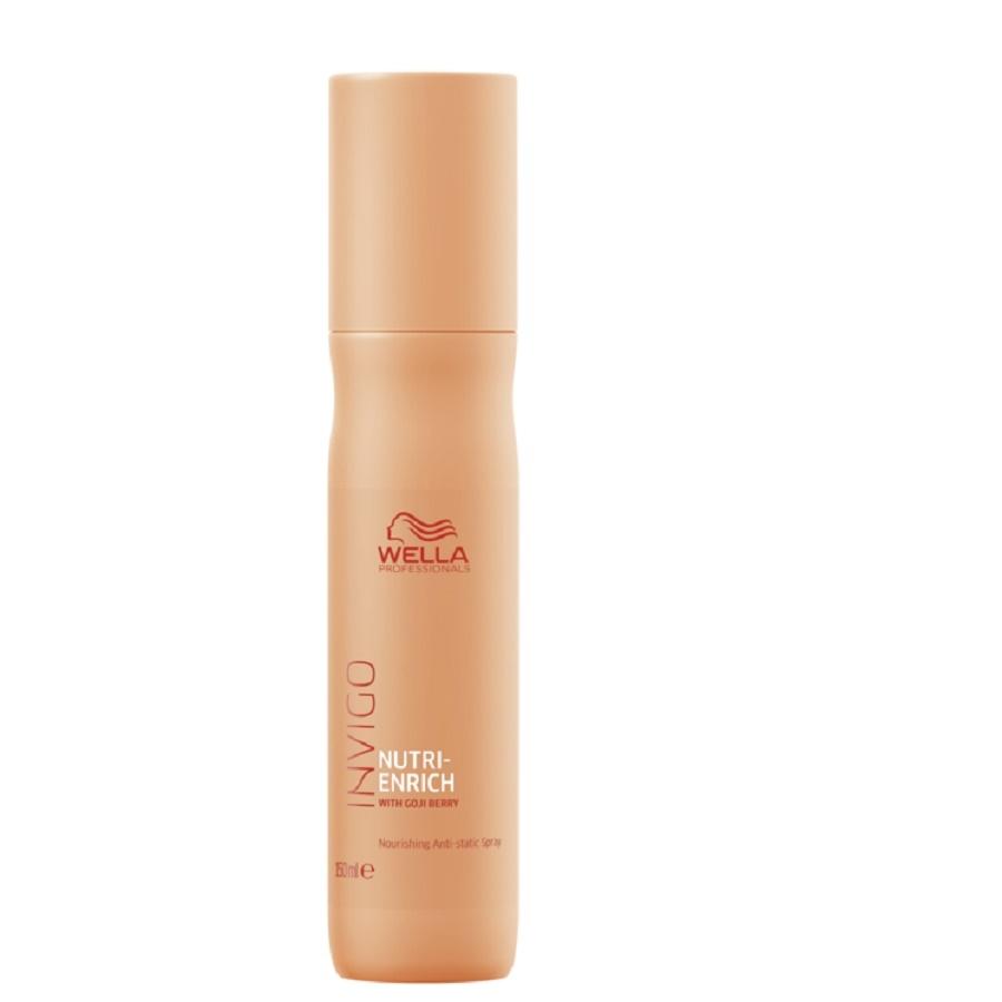 Wella Invigo Nutri-Enrich Deep Nourishing Antistatic Spray 150ml