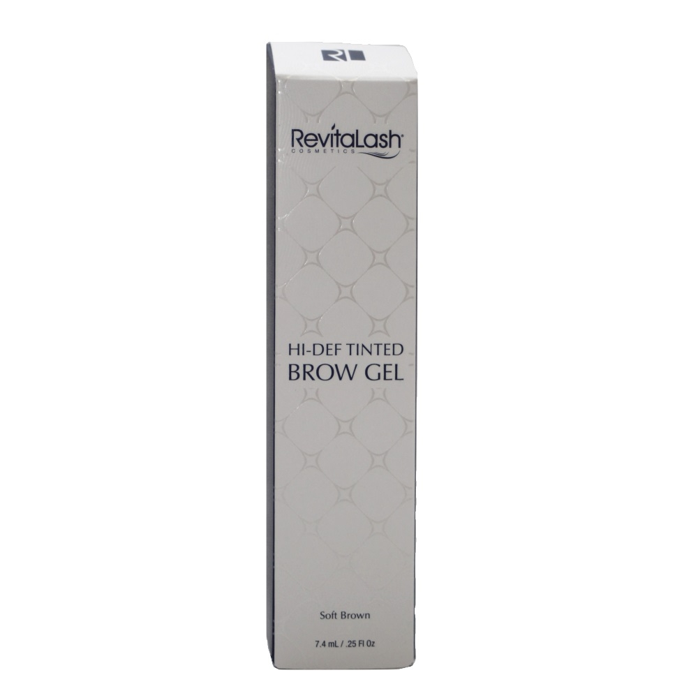 RevitaLash Advanced Hi-Def Tinted Brow Gel Soft Brown 7.4ml NEU