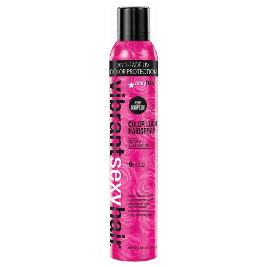 Sexyhair Vibrant Color Lock Hairspray 266ml