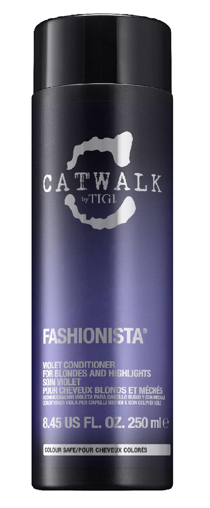 TIGI Catwalk Fashionista Violet Conditioner 250ml