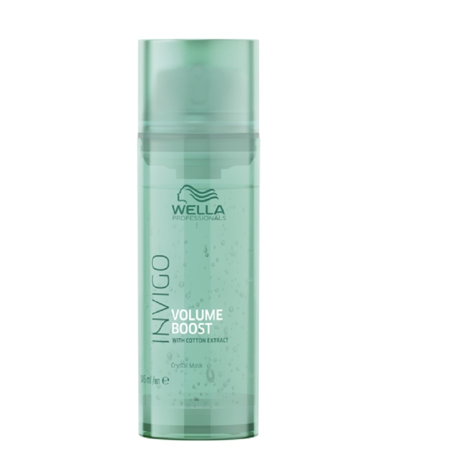 Wella Invigo Volume Boost Crystal Mask 145ml