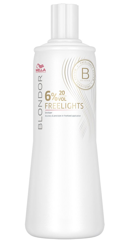 Wella Blondor Freelights Oxidant 6% 1000ml