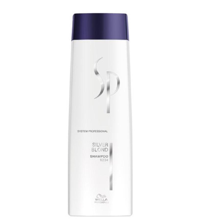 SP Silver Blond Shampoo 250ml