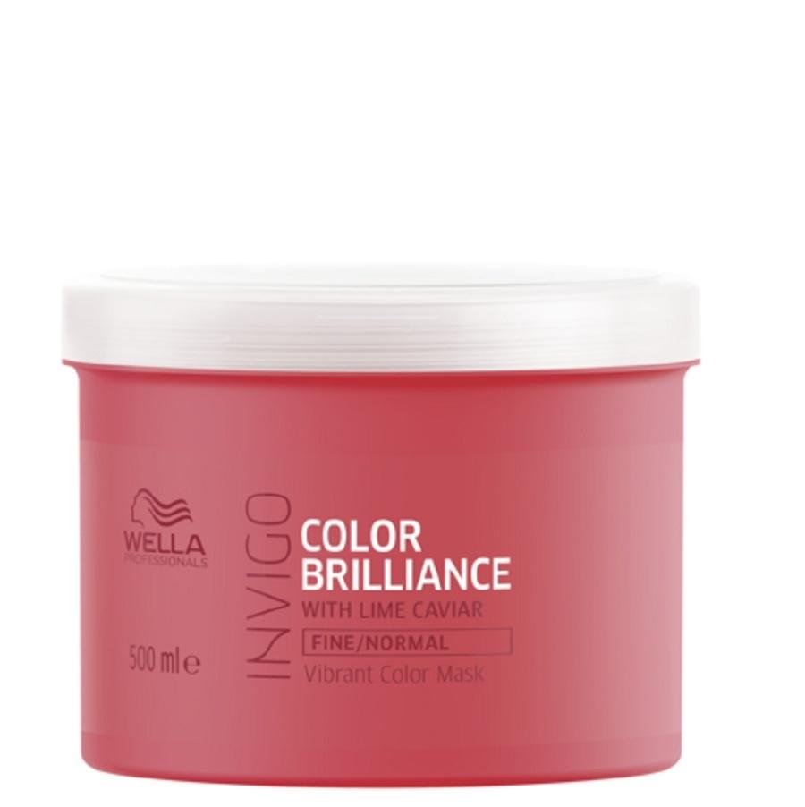 Wella Invigo Color BrillianceMask Fine/Normal 500ml
