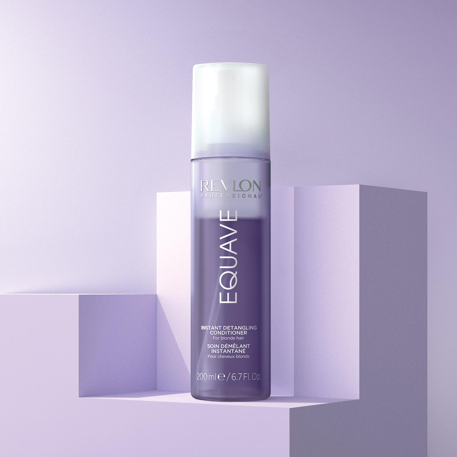 Revlon Equave Instant Beauty Blonde Detangling Conditioner 200ml