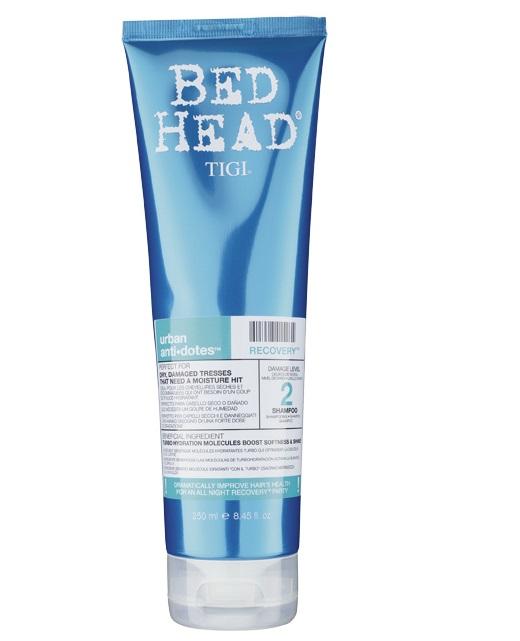 Tigi Bed Head Recovery Shampoo 250ml Damage Level 2