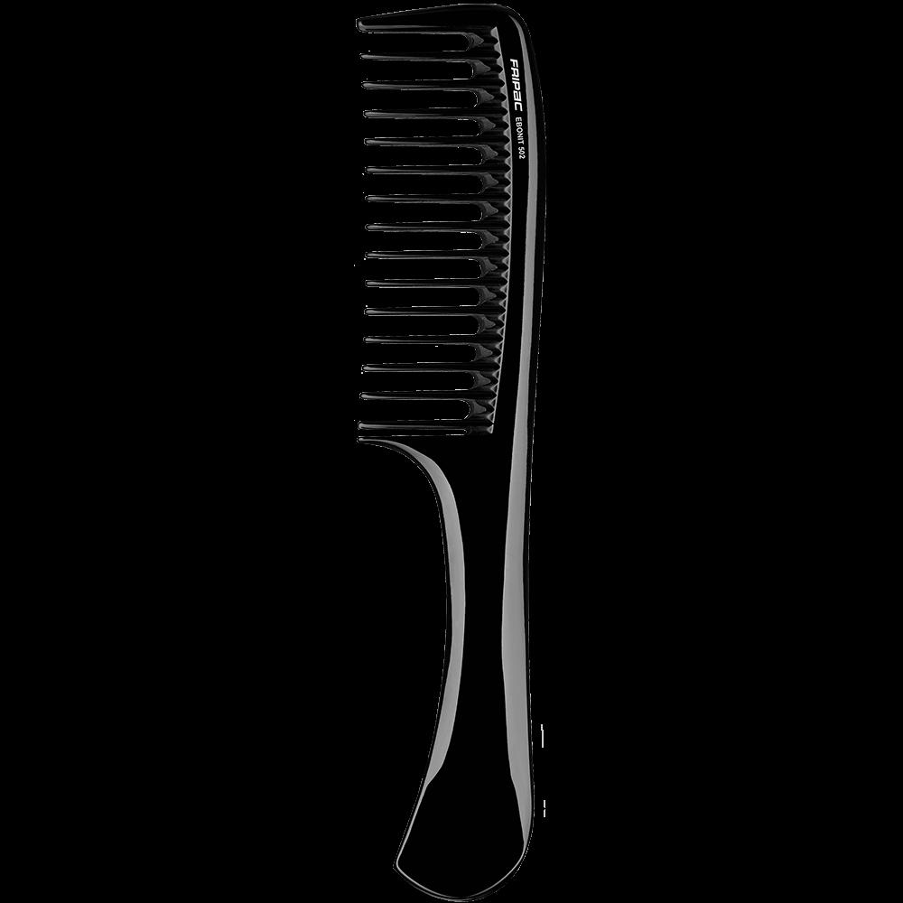 Fripac Ebonit-Griffkamm grob 502, 22,5 cm