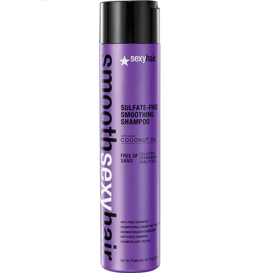 sexyhair Smooth Smoothing Anti-Frizz Shampoo  Sulfate Free 300ml
