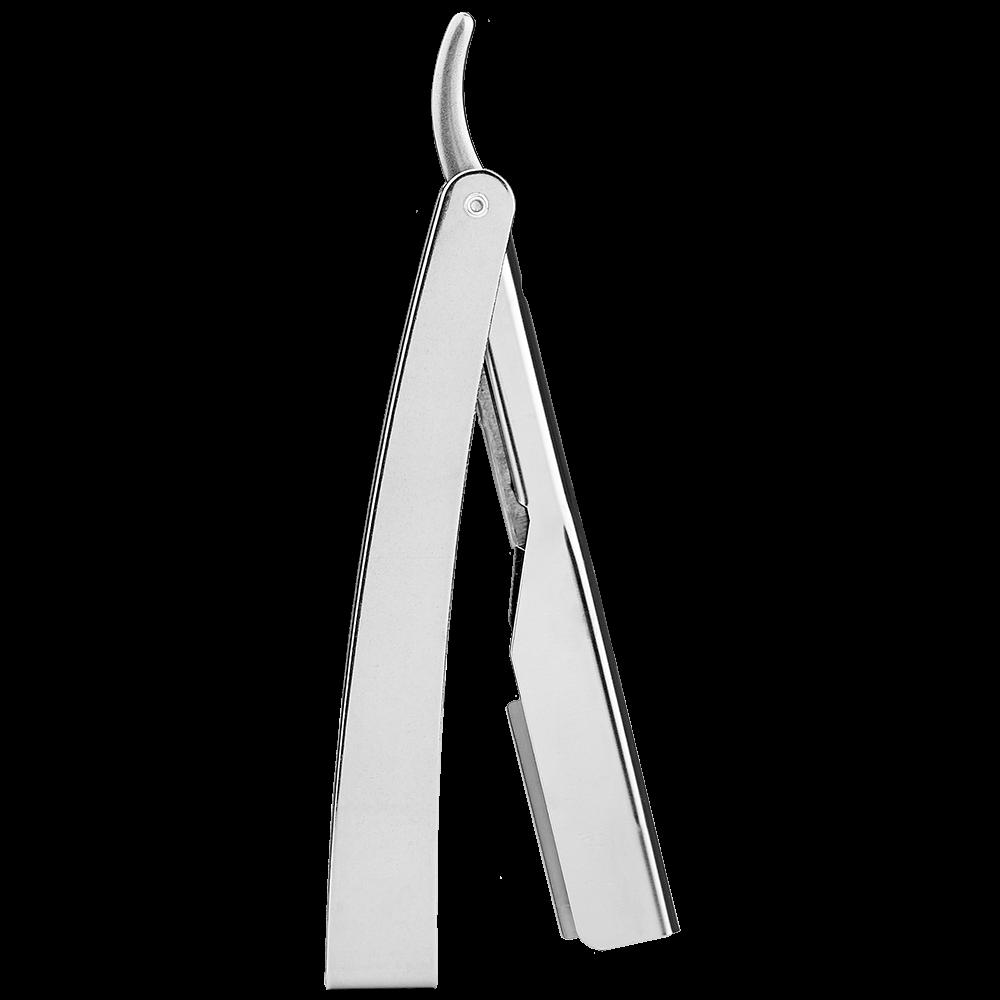 Fripac Rasiermesser silber