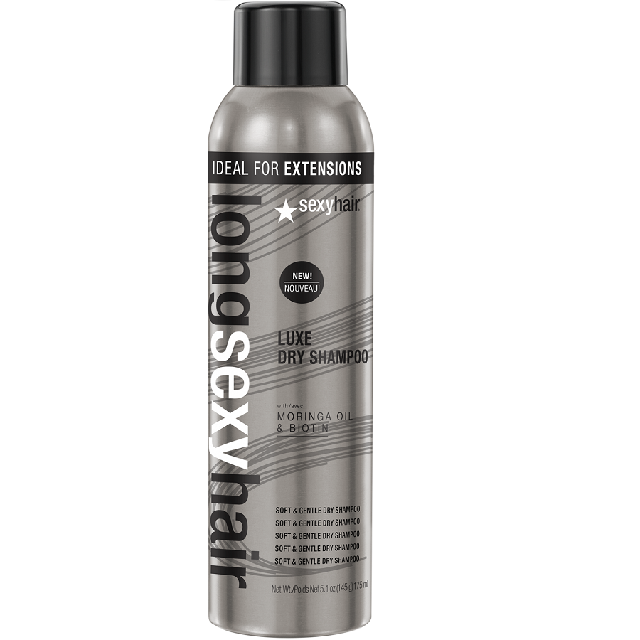 Sexyhair Long Luxe Soft & Gentle Dry Shampoo 150ml