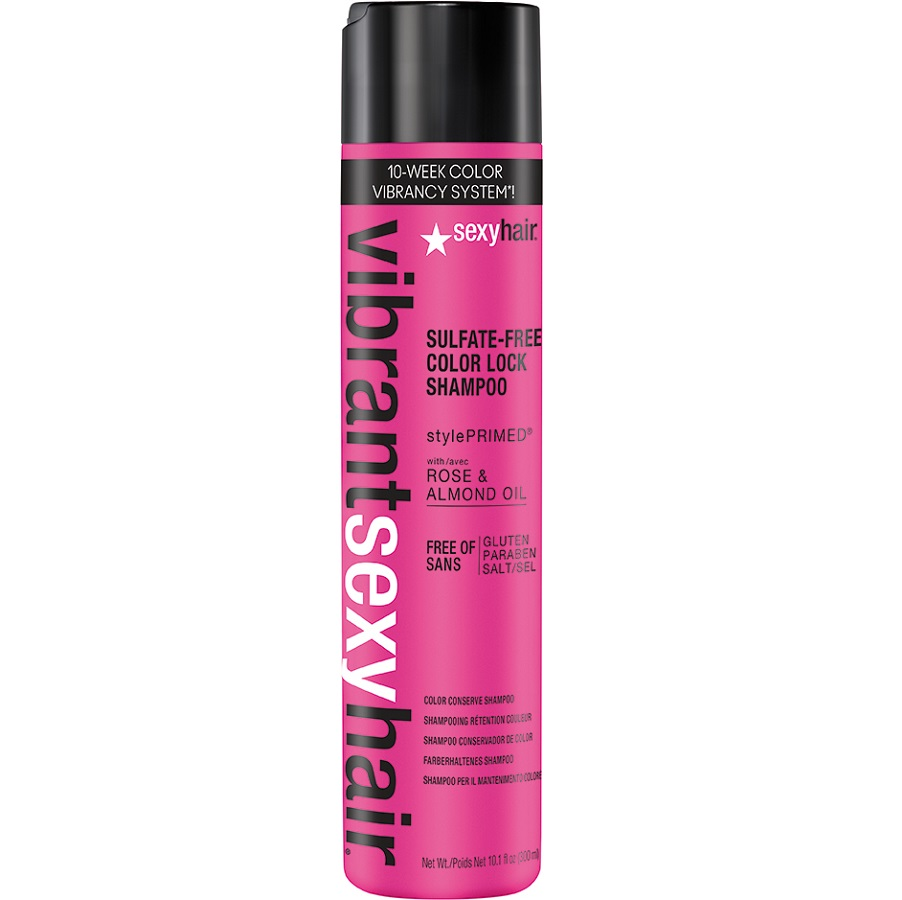 sexyhair VIBRANT Color Lock Shampoo 300ml