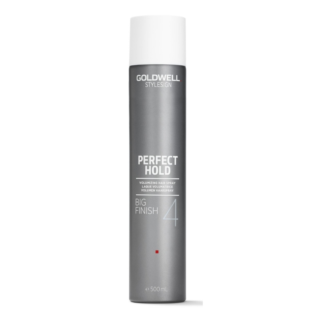 Goldwell Style Sign Perfect Hold Big Finish 500ml