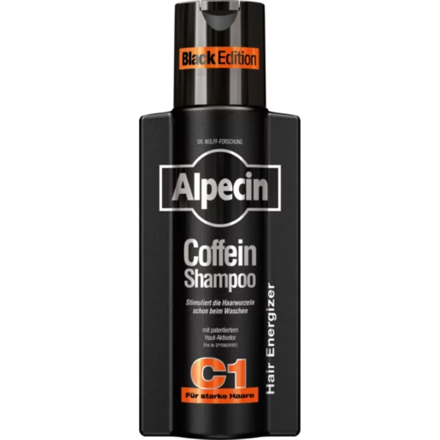 Alpecin Coffein-Shampoo C1 Black Edition 250ml