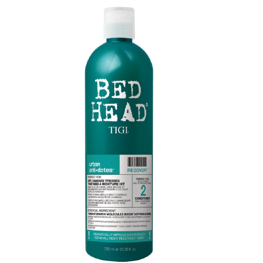 Tigi Bed Head Recovery Conditioner 750ml Damage Level 2