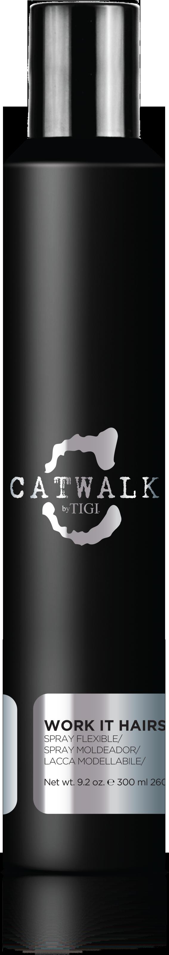 TIGI Catwalk Work it Hairspray 300ml