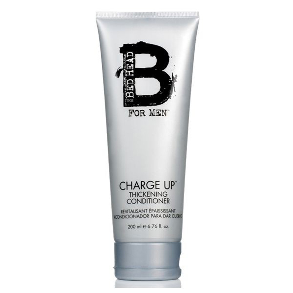 TIGI Bed Head For Men Charge Up Thickening Conditioner 200ml SALE
