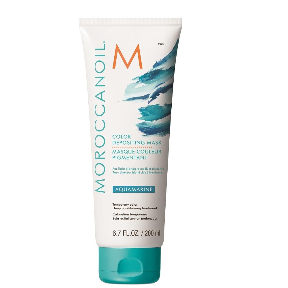 Moroccanoil Color Depositing Masks Aquamarine 200ml