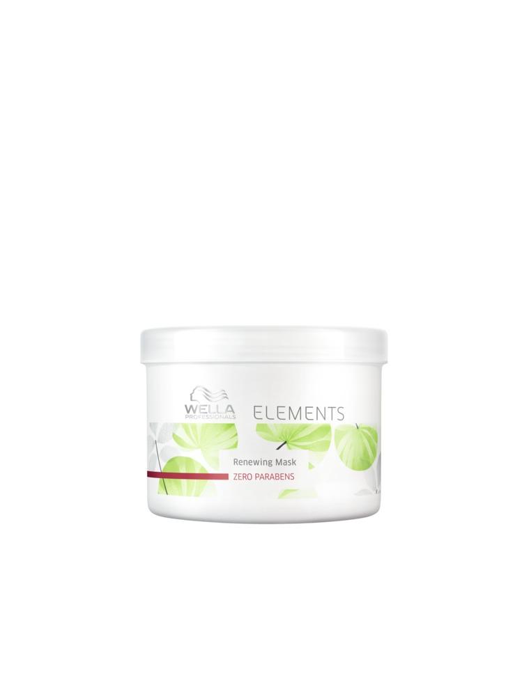 Wella Elements Stärkende Maske 500ml SALE
