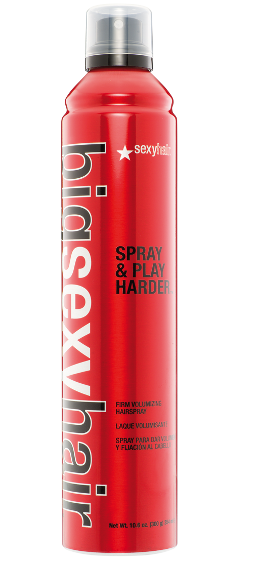 sexyhair BIG Spray & Play Harder Volumizing Hairspray 300ml