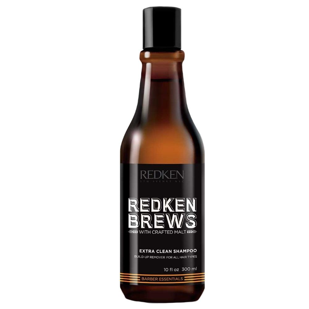 Redken Brews Extra Clean Shampoo 300ml SALE
