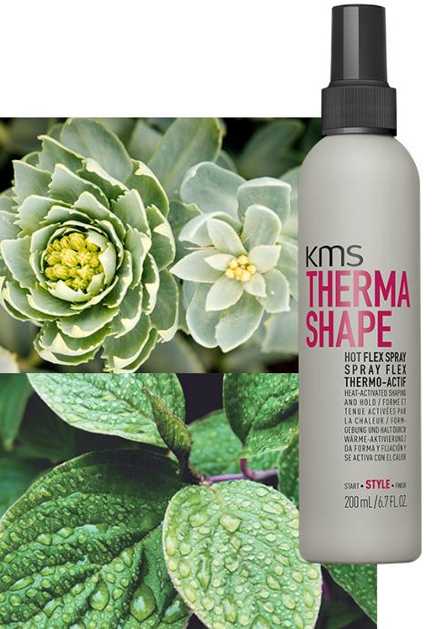 KMS Thermashape Hot Flex Spray 200ml