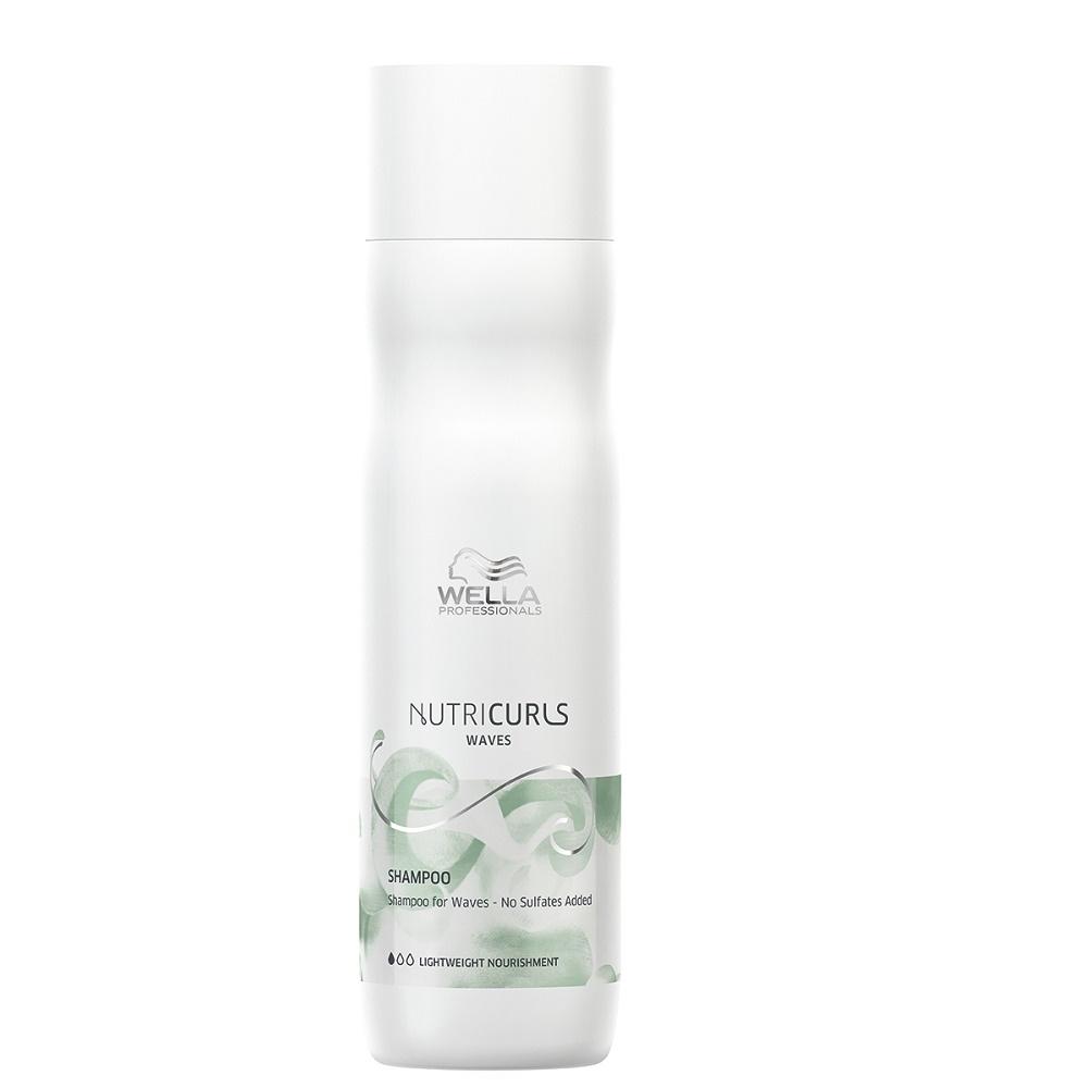 Wella Nutricurls Shampoo Waves 250ml