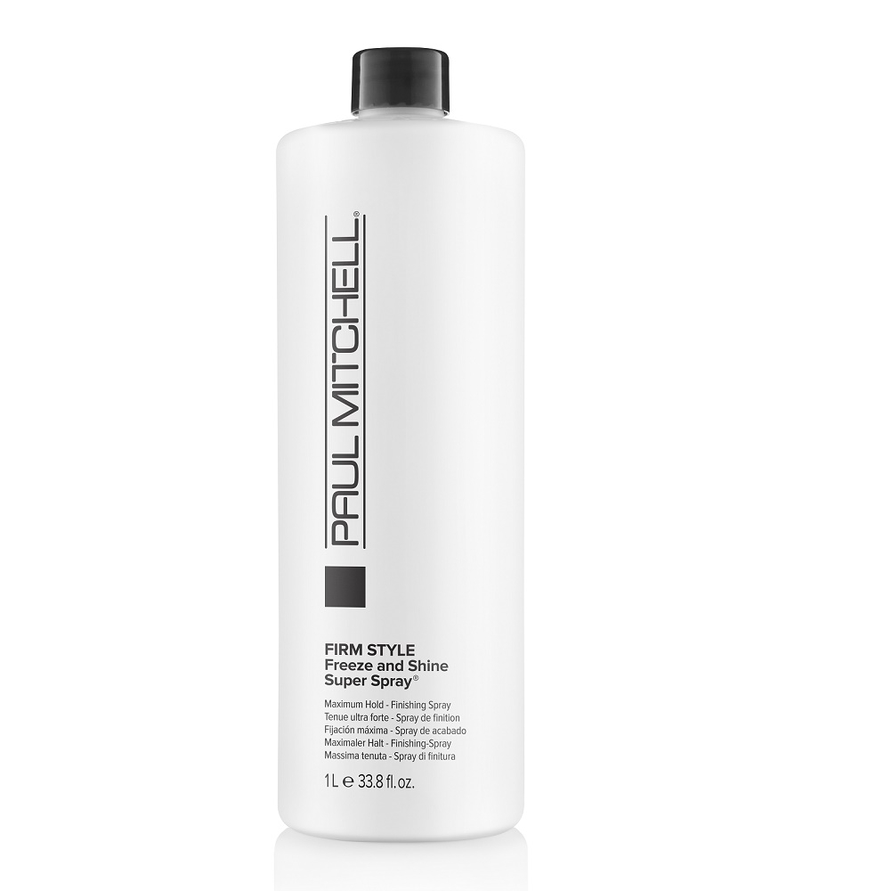 Paul Mitchell Firm Style Freeze and Shine Super Spray 1000ml