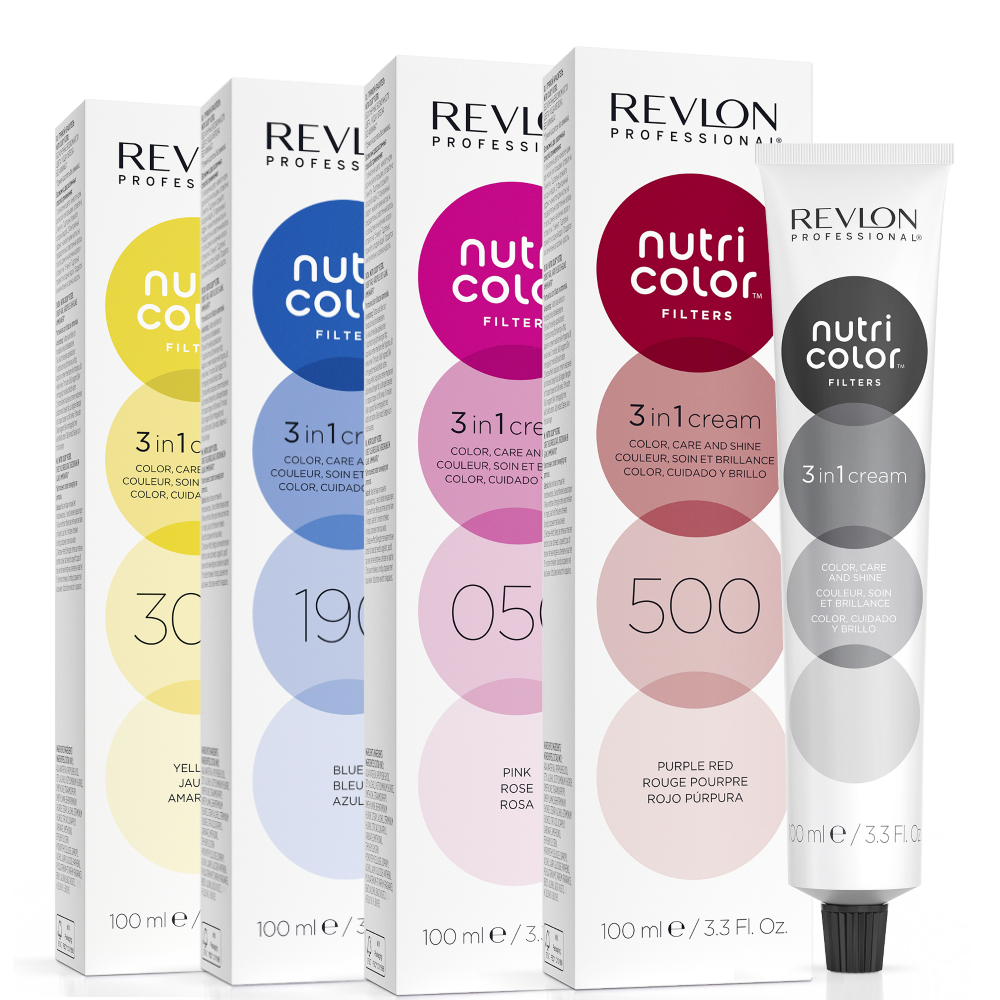 Revlon Nutri Color Filters 100ml 1022 Intense Platinum