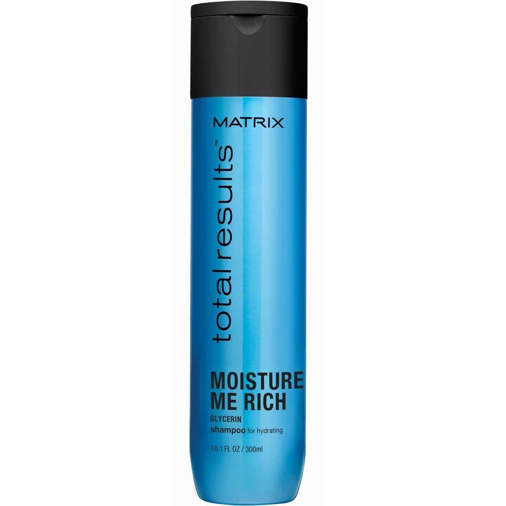 Matrix Total Results Moisture me Rich Shampoo 300ml SALE