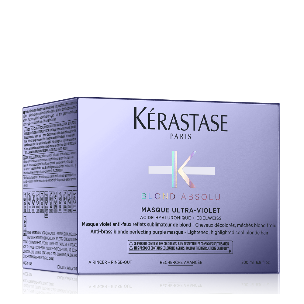 Kerastase Blond Absolu Masque Ultraviolet 500ml