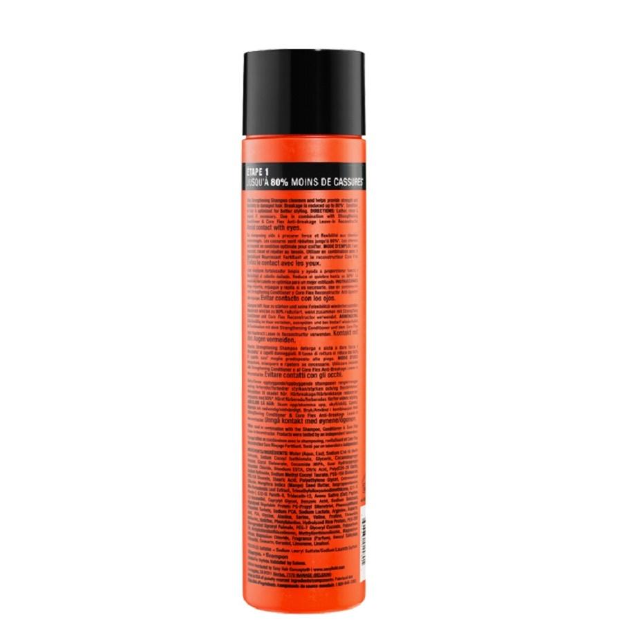 Sexyhair Strong Strengthening Shampoo Color Safe 300ml