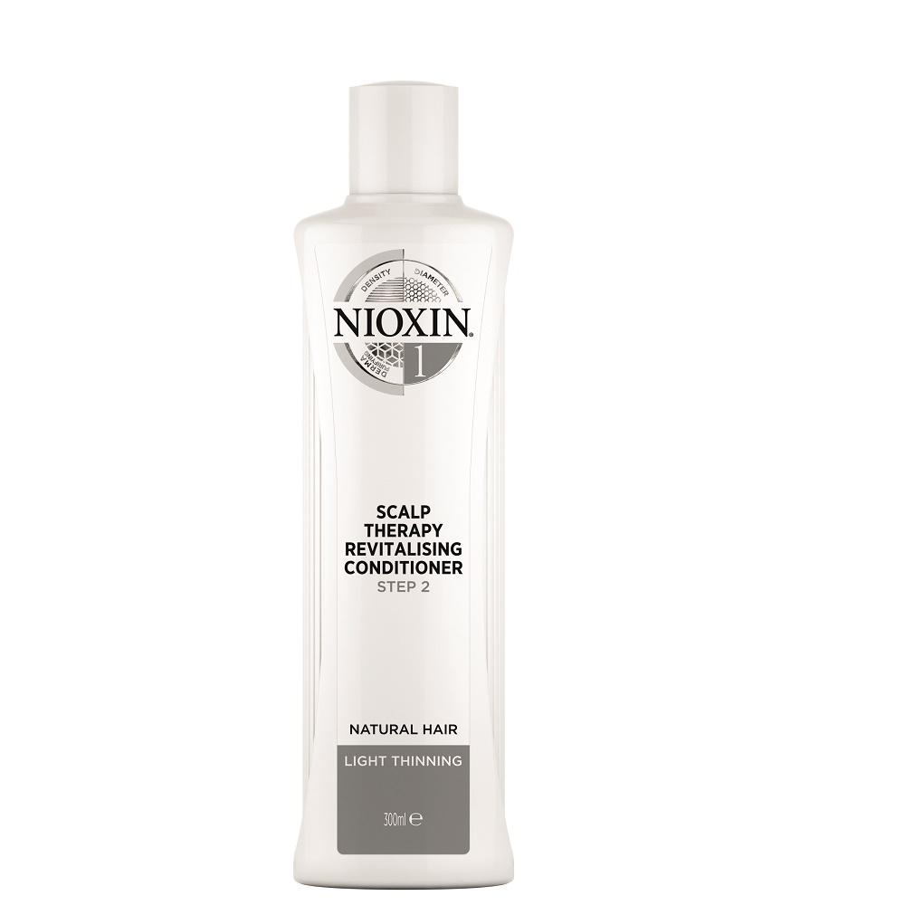 Nioxin System 1 Scalp Therapy Revitalising Conditioner 300ml