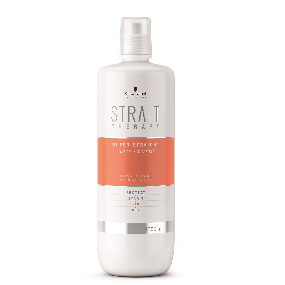 Schwarzkopf Strait Therapy Neutralizing Milk 1000ml