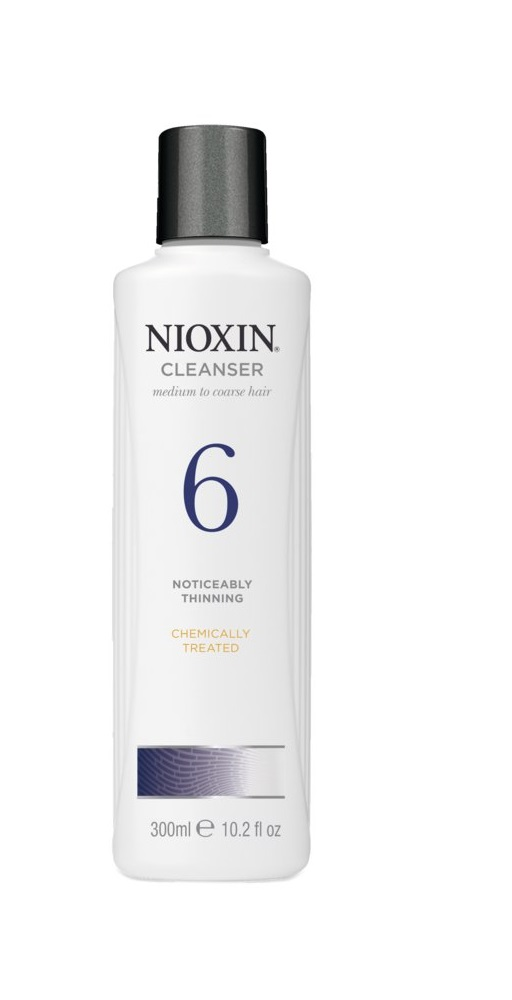 Nioxin System 6 Cleanser 300ml SALE