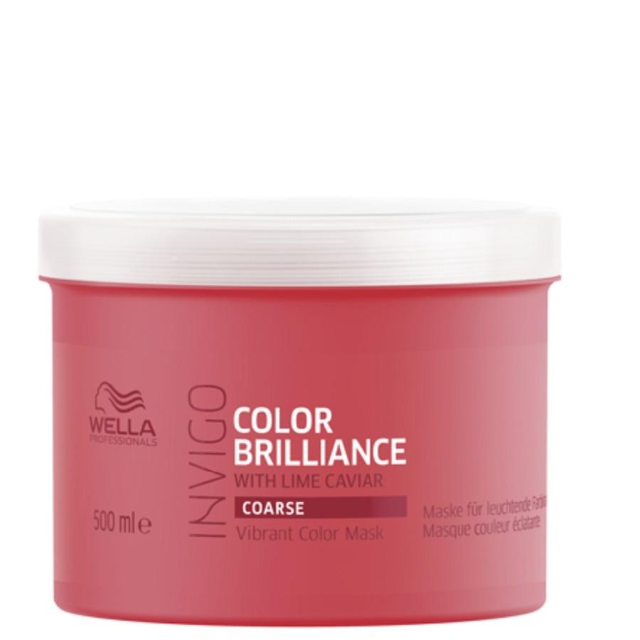 Wella Invigo Color BrillianceMask Coarse 500ml