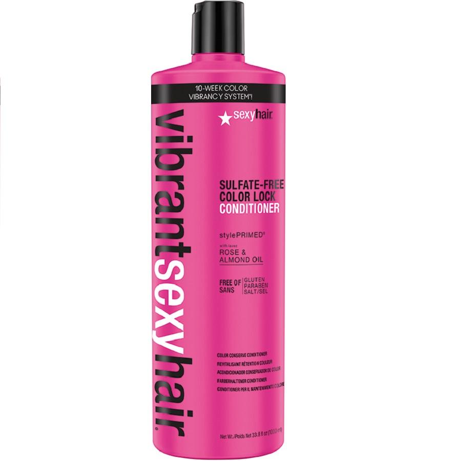 sexyhair VIBRANT Color Lock Conditioner 1000ml