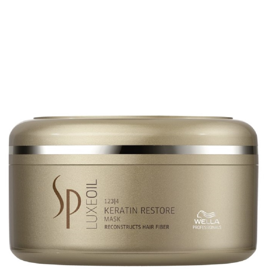 SP Luxe Oil Keratin Restore Maske 150ml