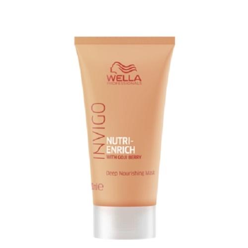 Wella Invigo Nutri-Enrich Deep Nourishing Mask30ml