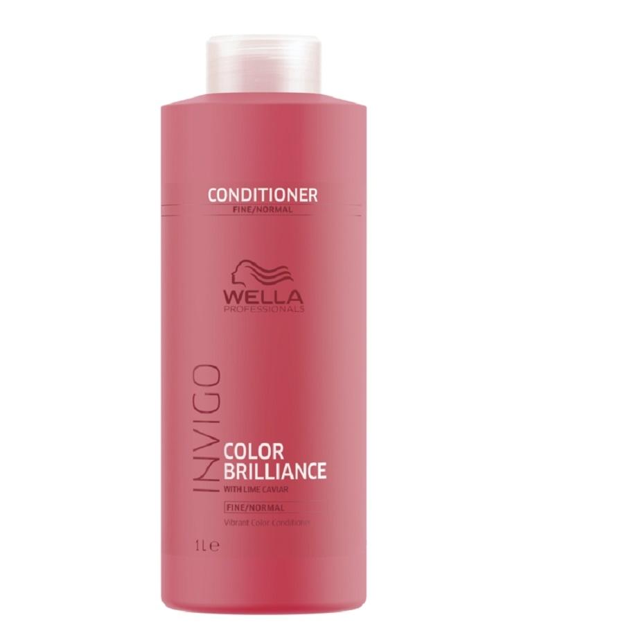 Wella Invigo Color BrillianceConditioner Fine1000ml