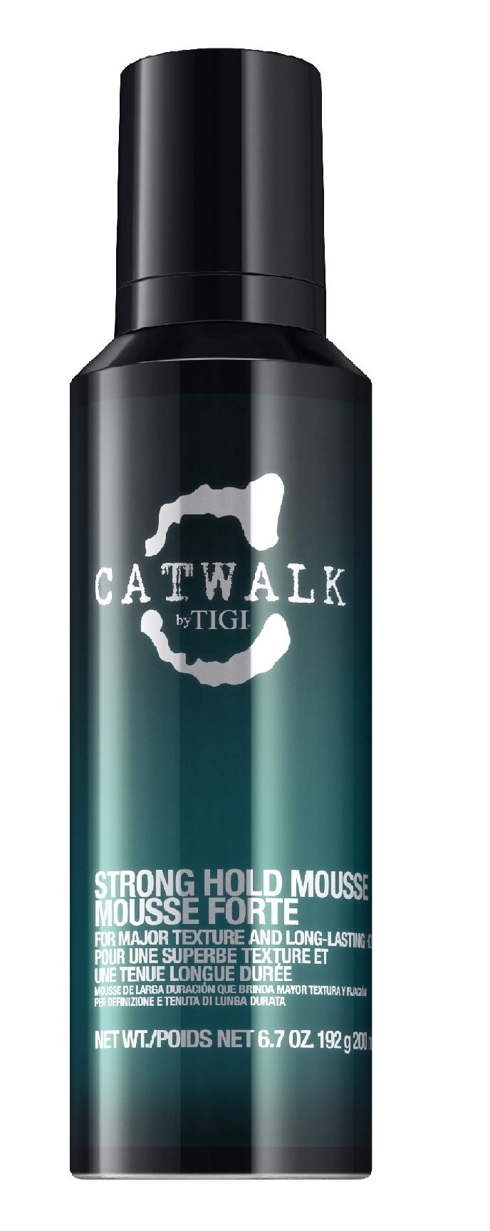 TIGI Catwalk Strong Mousse 200ml SALE