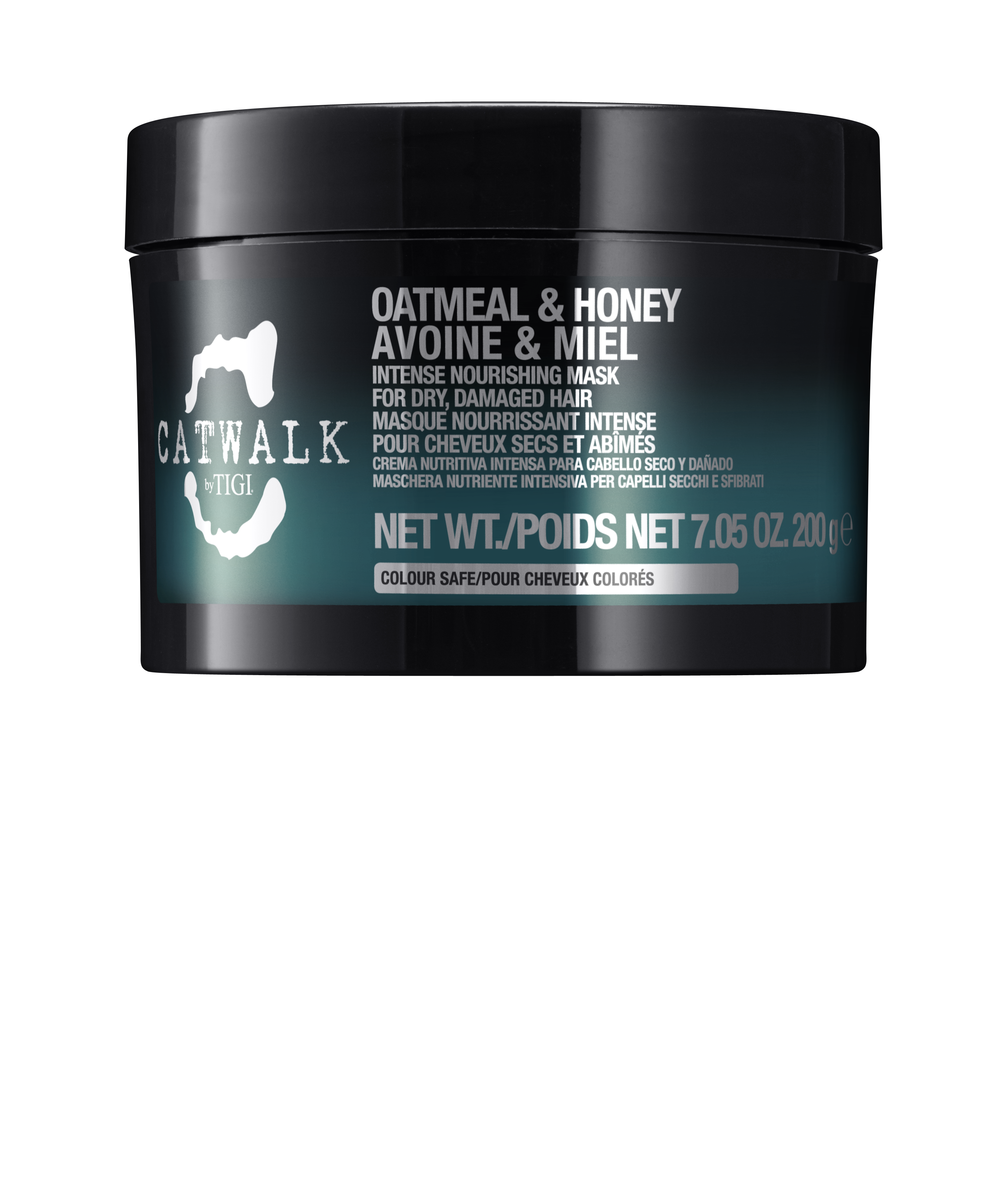 TIGI Catwalk Oatmeal&Honey Maske 200ml
