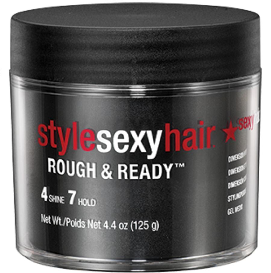 sexyhair Style Rough & Ready 125ml