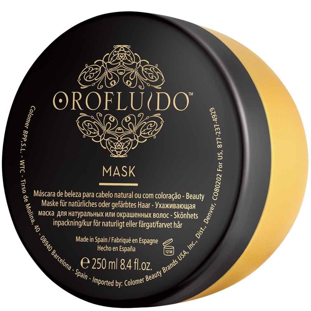 Orofluido Maske 250ml