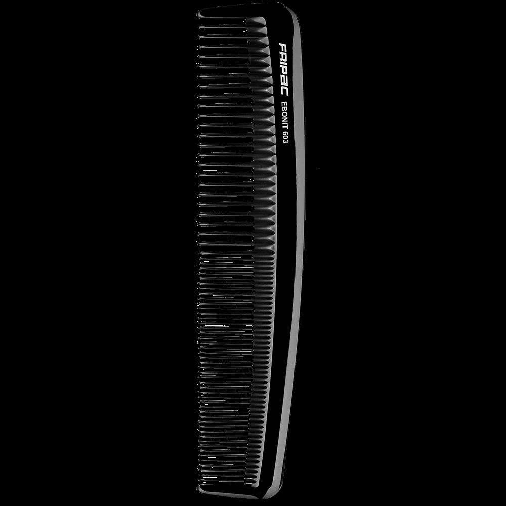 Fripac Ebonit-Taschenkamm 603