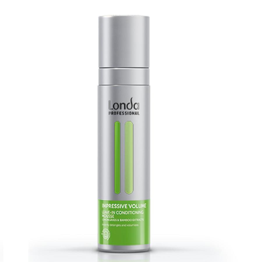 Londa Impressive Volume Leave-in Conditioning Mousse 200ml