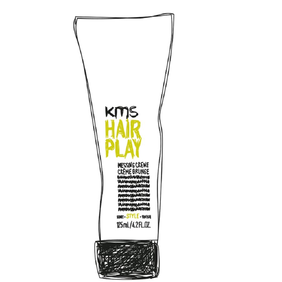 KMS Hairplay Messing Creme 125ml