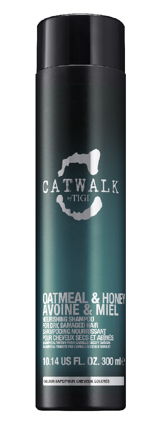 TIGI Catwalk Oatmeal&Honey Shampoo 300ml