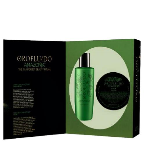 Orofluido Amazonia Shampoo & Mask Set