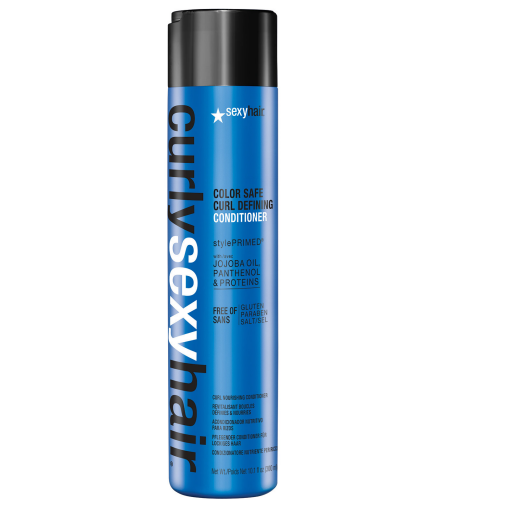 sexyhair CURLY Sulfate-Free Curl Defining Conditioner 300ml
